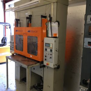 BIPEL 40 tonne twin compression moulding press